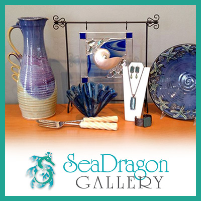 SeaDragon Gallery in Duck NC
