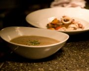 Tonight's Housemade Soup - Blue Point