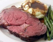 Prime Rib - Fishbones Raw Bar and Restaurant