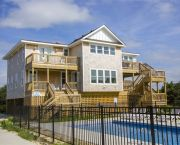 6 Bedrooms, Oceanside In Southern Shores - Carolina Designs