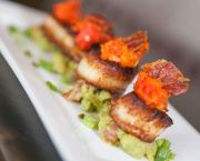 Scallops Casino - Red Sky Café