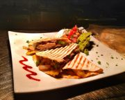Chicken Quesadilla - Red Sky Café