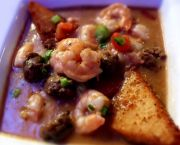 Shrimp And Grits - Fishbones Raw Bar and Restaurant