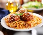 Spaghetti - Cosmo's Pizzeria Outer Banks