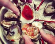 Local Oysters - Fishbones Raw Bar and Restaurant