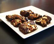 Homemade Caramel Pretzel Brownies - Sweet T's Coffee, Beer & Wine
