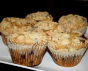 Homemade Blueberry Muffins - Sweet T's Coffee, Beer & Wine