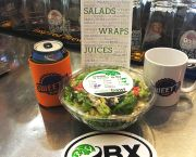 Specialty Salads From the Salad Bowl - Sweet T's Coffee, Beer & Wine
