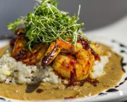 Shrimp and Grits - Lifesaving Station Restaurant