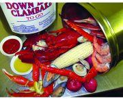 Steamer Pots - Dockside 'N Duck Seafood Market