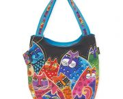 Laurel Burch Bags - Ocean Treasures