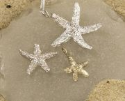 Starfish Pendants - Sara Despain Designer Goldsmith