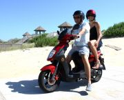 Travel Light — Rent a Scooter - Enjoy the Ride Outer Banks Rentals