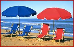 Ocean Atlantic Rentals, RELAX ON THE BEACH!
