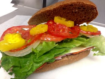 Wee Winks Market Duck NC, Make Your Own Subs/Wraps