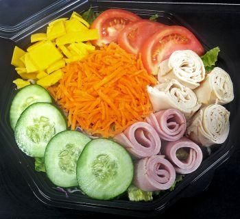 Wee Winks Market Duck NC, Chef Salad