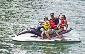 Enter to Win: Waverunner Rental With Corolla Water Sports