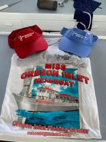 Visor + T-Shirt Combo