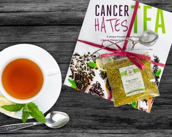 The Spice & Tea Exchange, Cancer Hates Tea