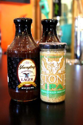 Sweet T's Coffee, Beer & Wine, Specialty Sauces