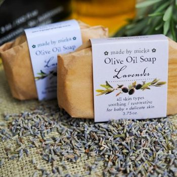Outer Banks Olive Oil Co., Mieka Olive Oil Soap