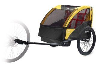 Ocean Atlantic Rentals, Kiddy Kart trailer