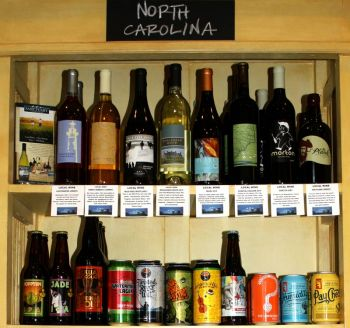Sweet T's Coffee, Beer & Wine, North Carolina Craft Beer & Wine