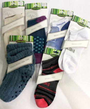 Cariloha Bamboo Outer Banks, Women's Socks
