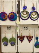 Jennifer Lenel Colorful Earrings