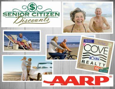 Discounted Nags Head Beach Rentals for Senior Citizens
