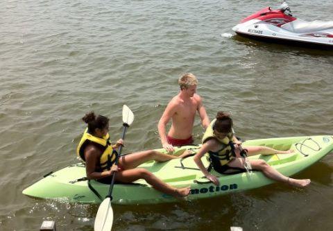Sunset Watersports, Kayak Rental
