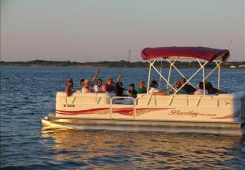 Sunset Watersports, Pontoon Boat Rentals - Sunset Cruise
