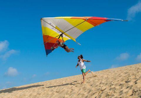 Kitty Hawk Kites, Hang Gliding