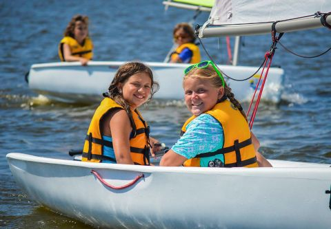 Nor'Banks Sailing Center, Learn to Sail