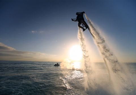 Kitty Hawk Surf Co., Jetpack Lessons