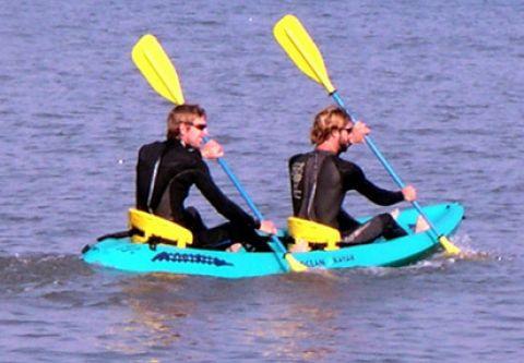 Ocean Atlantic Rentals, Ocean to Sound Kayak