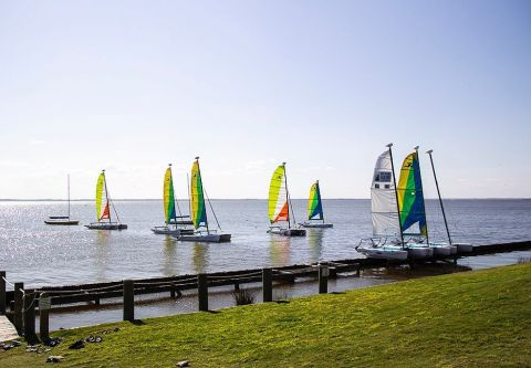 Nor'Banks Sailing Center, Sailboat Rentals