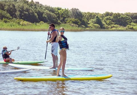 Nor'Banks Sailing Center, Stand Up Paddleboard Clinics & Rentals