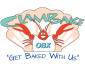 Logo for ClamBake OBX & Outer Banks Grocery Stockers