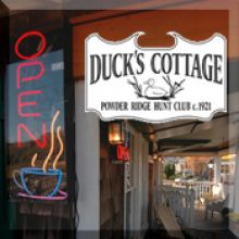 Duck's Cottage Coffee and Books