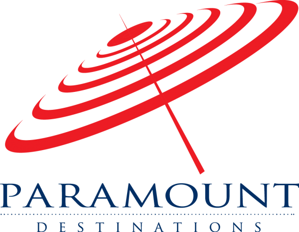 Image result for paramount destinations logo