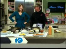 Red Sky Cafe - The Hampton Roads Show - Pork Tenderloin Marsala And Shrimp And Grits